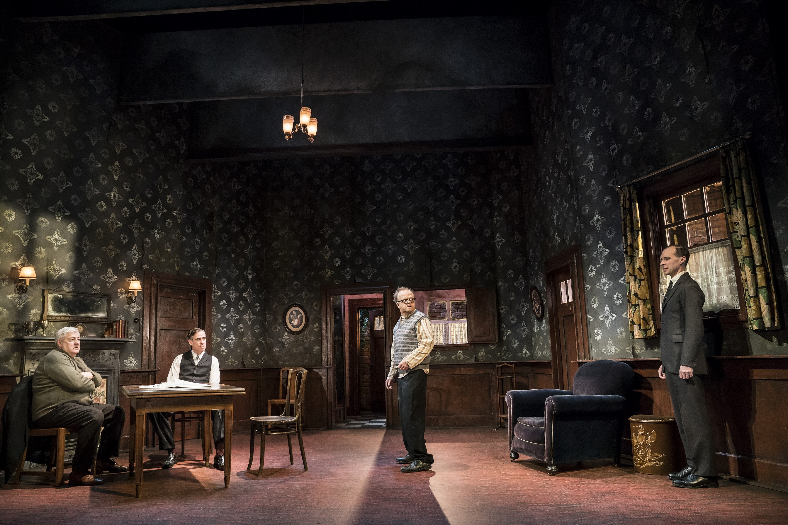 Best ideas about The Birthday Party Harold Pinter . Save or Pin The Birthday Party at the Harold Pinter Theatre – Toby Now.