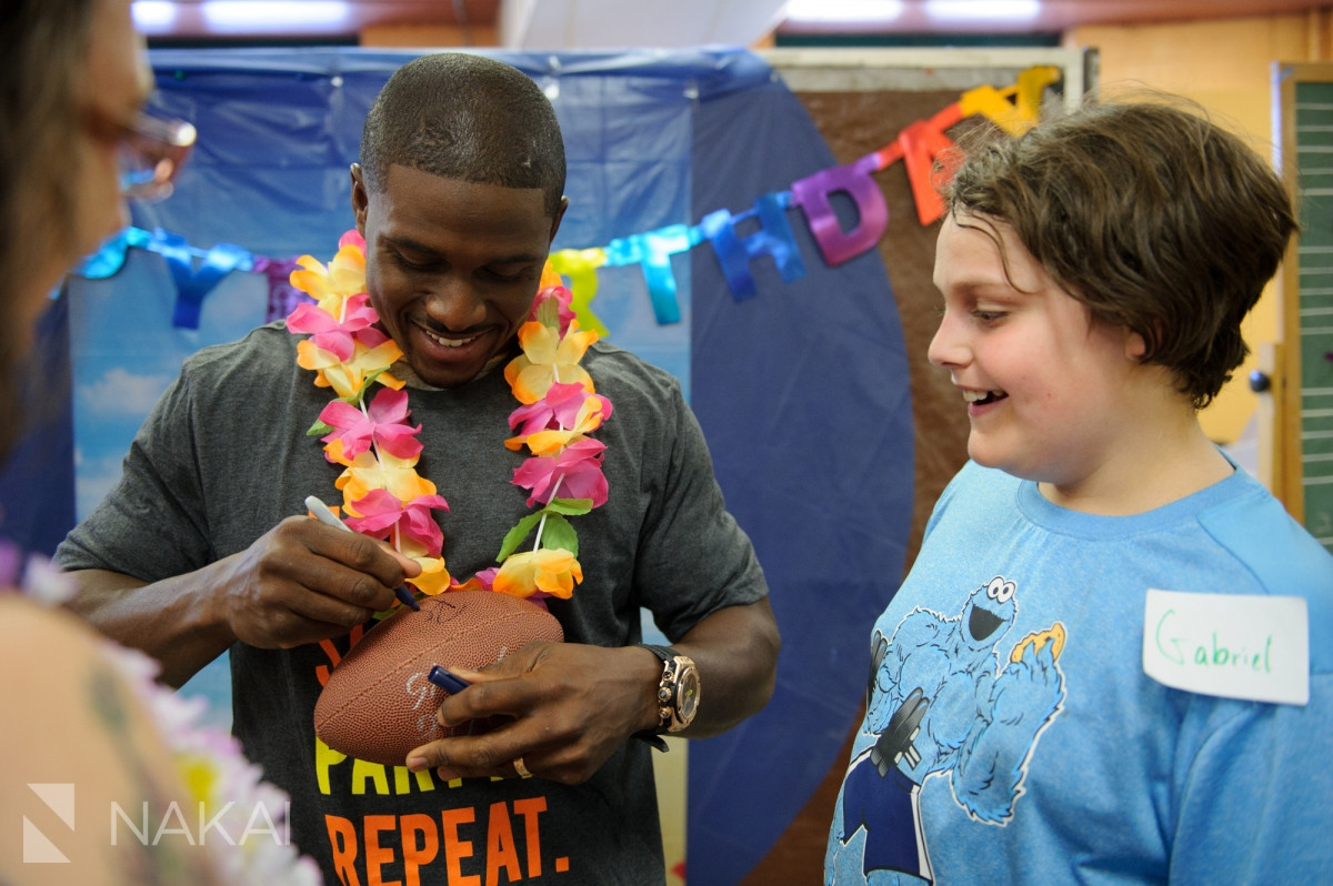Best ideas about The Birthday Party Project . Save or Pin The Birthday Party Project Reggie Bush Charity Weekend Now.