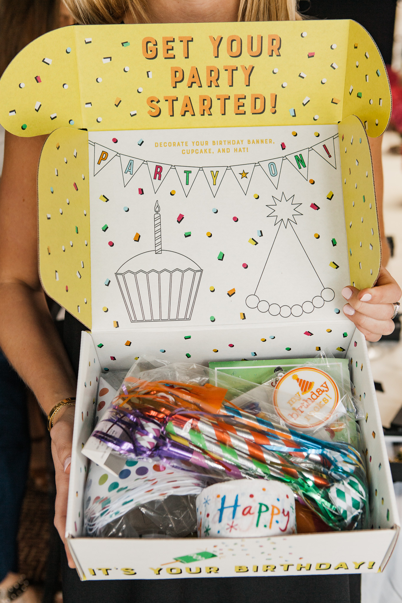 Best ideas about The Birthday Party Project . Save or Pin The Birthday Party Project Launches Birthday in a Box Now.