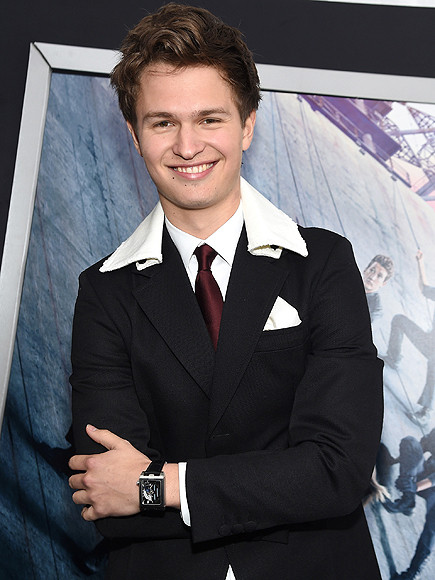 Best ideas about The Birthday Wish Cast . Save or Pin Ansel Elgort The Divergent Series Allegiant Cast Wish Now.