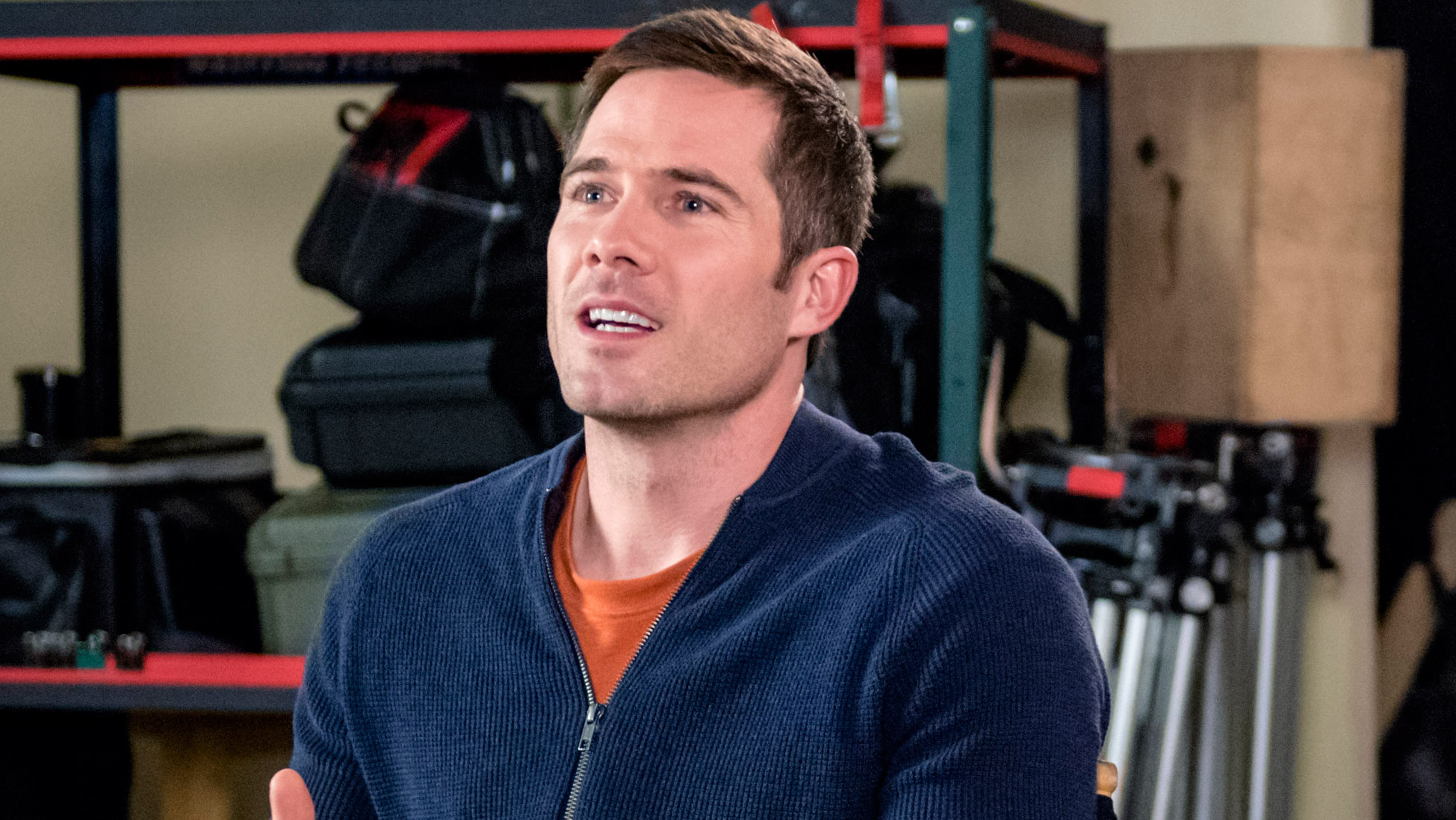 Best ideas about The Birthday Wish Cast . Save or Pin Luke Macfarlane as Dave McKinley on Birthday Wish Now.
