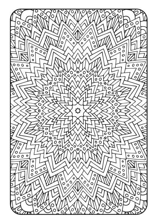 Best ideas about Therapeutic Coloring Pages For Kids . Save or Pin Adult Coloring Book Now.