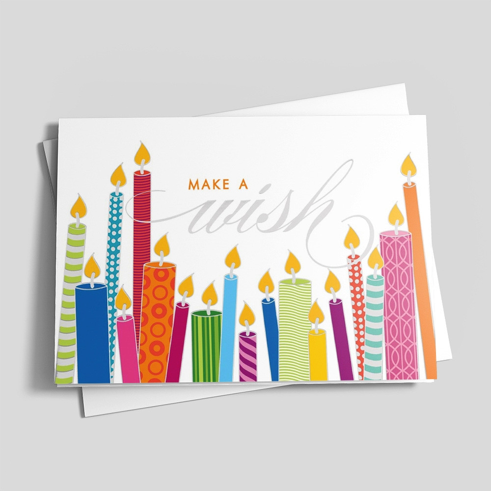 Best ideas about Thoughtful Birthday Wishes . Save or Pin Thoughtful Wishes Birthday Card Foil by Brookhollow Now.