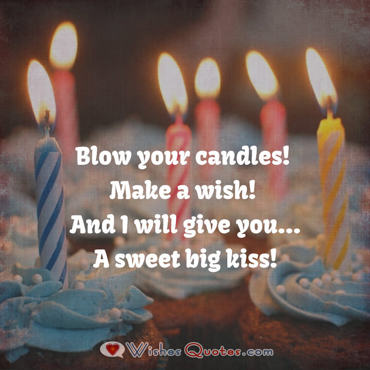 Best ideas about Thoughtful Birthday Wishes . Save or Pin Romantic Birthday Wishes Express your feelings to the one Now.