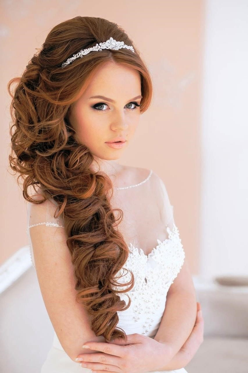 Best ideas about Tiara Hairstyles . Save or Pin 20 Wedding Hairstyles with Tiara Ideas Wohh Wedding Now.