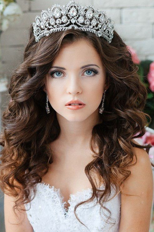 Best ideas about Tiara Hairstyles . Save or Pin Best 25 Tiara hairstyles ideas on Pinterest Now.