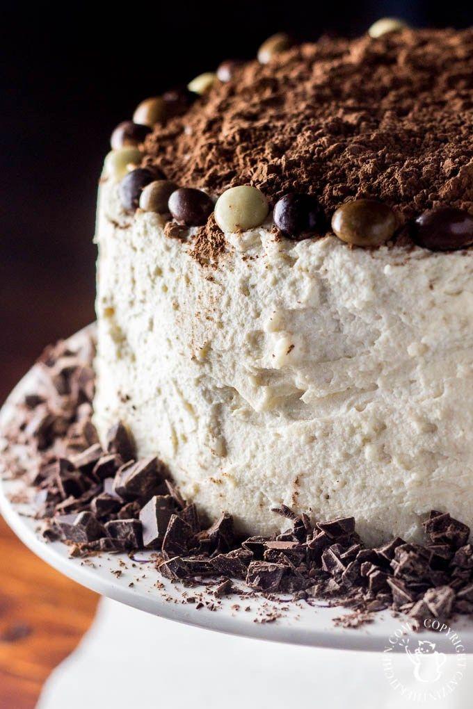 Best ideas about Tiramisu Birthday Cake . Save or Pin Tiramisu Cake Recipe Now.