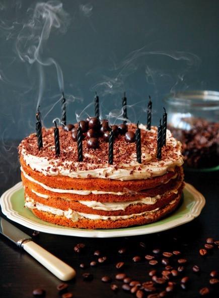 Best ideas about Tiramisu Birthday Cake . Save or Pin Tiramisu Birthday Cake Craftfoxes Now.