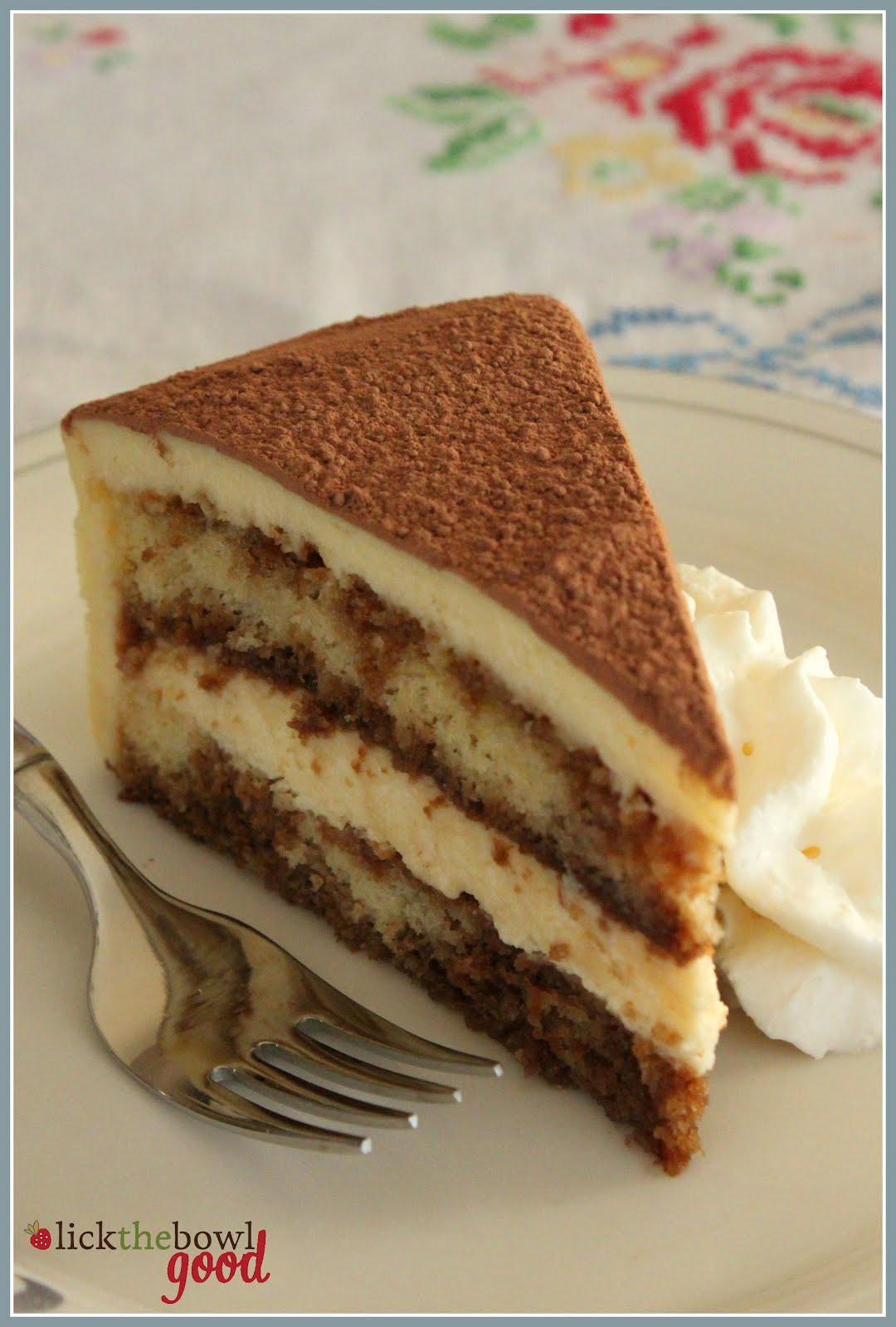 Best ideas about Tiramisu Birthday Cake . Save or Pin Lick The Bowl Good A Birthday Cake For My Hubs Now.