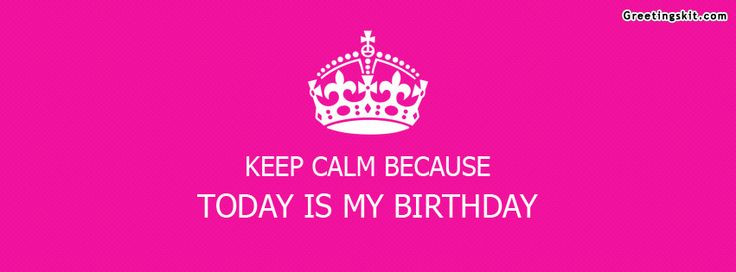 Best ideas about Today Is My Birthday Quote . Save or Pin 25 best images about Today Is My Birthday on Pinterest Now.
