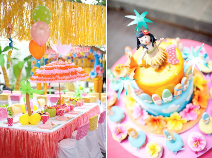 Best ideas about Toddler Birthday Party Ideas . Save or Pin 22 Cute and Fun Kids Birthday Party Decoration Ideas Now.