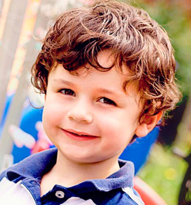 Best ideas about Toddler Boy Curly Haircuts . Save or Pin Best 25 Boys curly haircuts ideas on Pinterest Now.