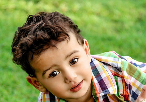 Best ideas about Toddler Boy Curly Haircuts . Save or Pin 29 Adorable Little Boy Haircuts CreativeFan Now.