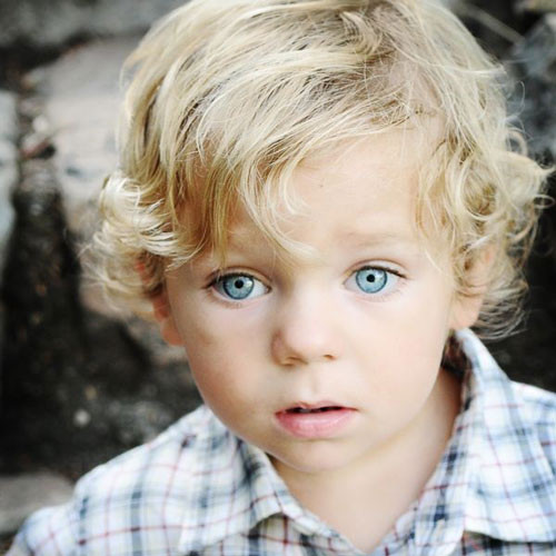 Best ideas about Toddler Boy Curly Haircuts . Save or Pin 35 Cute Toddler Boy Haircuts 2019 Guide Now.