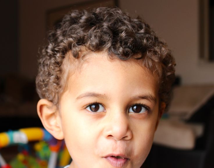 Best ideas about Toddler Boy Curly Haircuts . Save or Pin 17 Best ideas about Toddler Curly Hair on Pinterest Now.