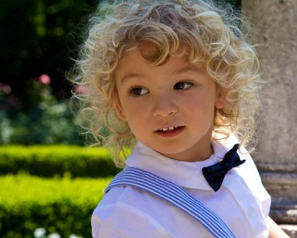 Best ideas about Toddler Boy Curly Haircuts . Save or Pin Curly Hair Style For Toddlers And Preschool Boys Fave Now.
