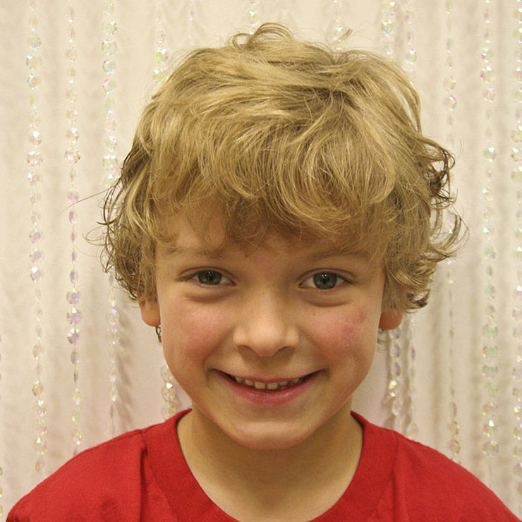 Best ideas about Toddler Boy Curly Haircuts . Save or Pin Corte de cabelo infantil 30 ideias estilosas para os Now.