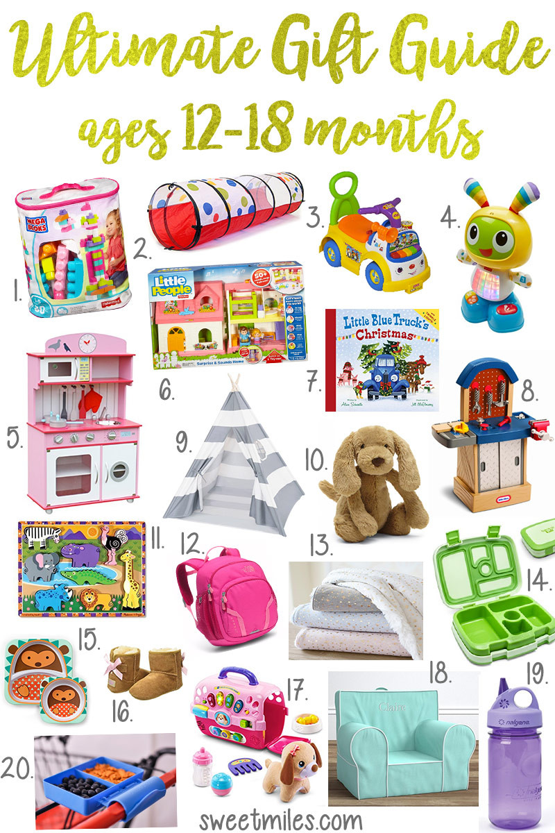 Best ideas about Toddler Girls Gift Ideas . Save or Pin Christmas Gift Ideas For Toddlers Ages 12 18 Months Now.
