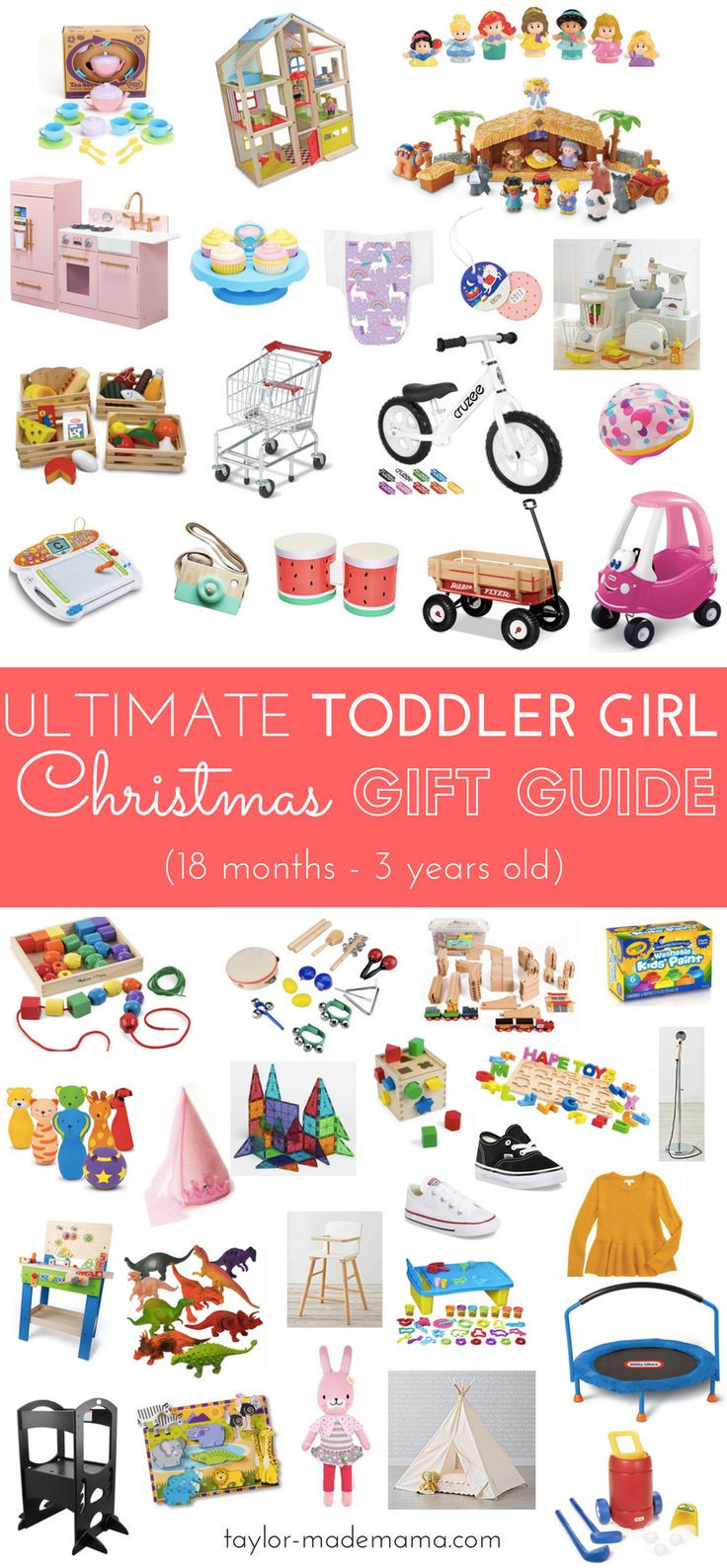 Best ideas about Toddler Girls Gift Ideas . Save or Pin Best 25 Toddler christmas ts ideas on Pinterest Now.