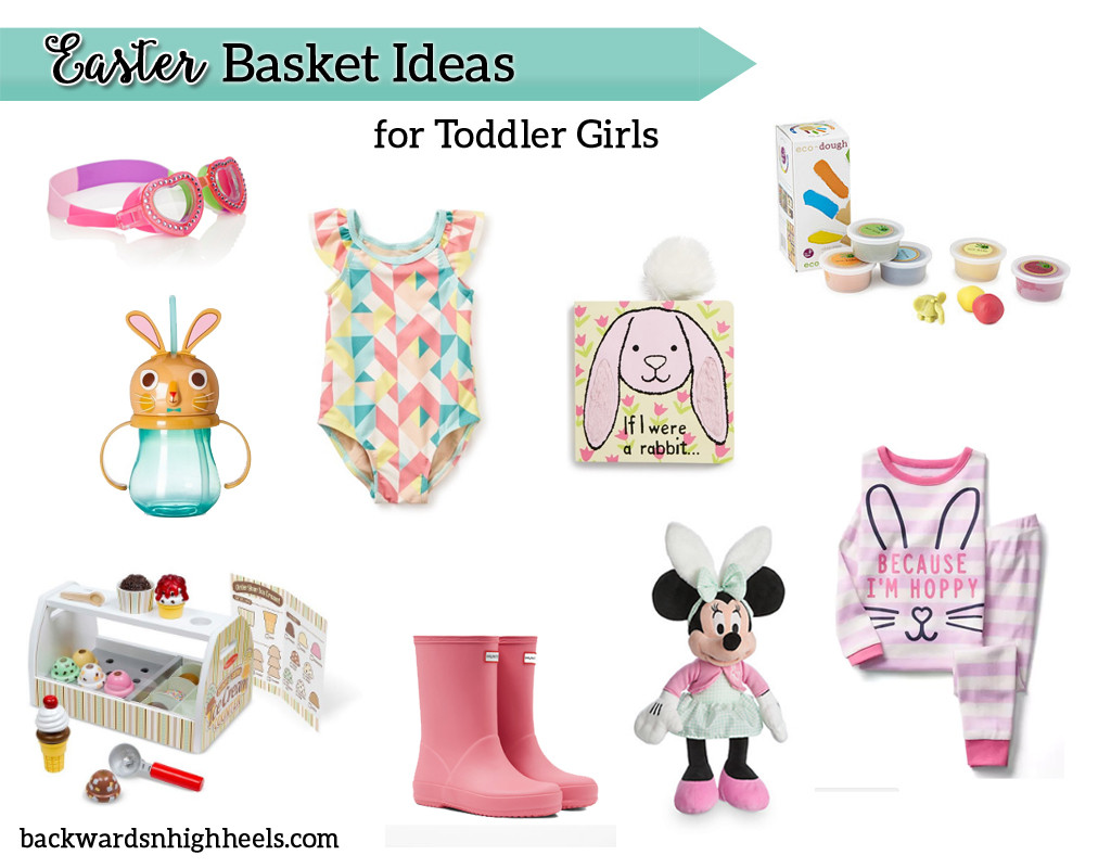 Best ideas about Toddler Girls Gift Ideas . Save or Pin Easter Basket Ideas for Toddler Girls Now.