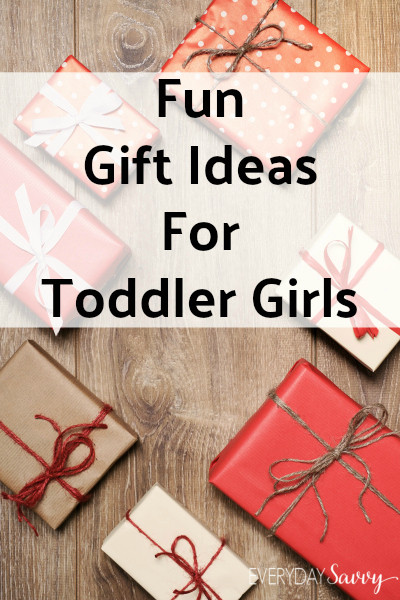 Best ideas about Toddler Girls Gift Ideas . Save or Pin Fun Gift Ideas for Toddler Girl Now.