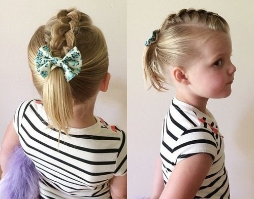 Best ideas about Toddler Girls Short Haircuts . Save or Pin 20 Adorable Toddler Girl Hairstyles Now.