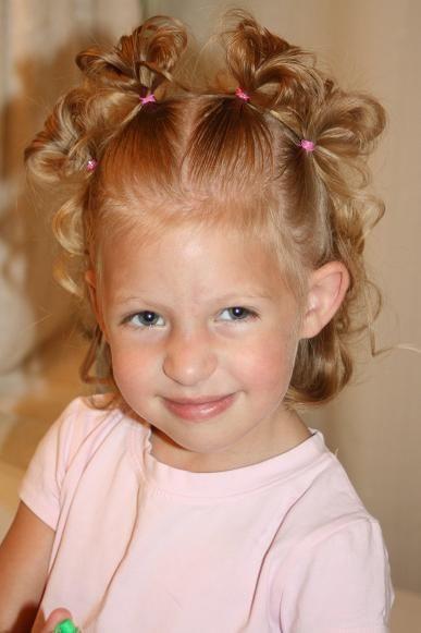 Best ideas about Toddler Girls Short Haircuts . Save or Pin 25 best ideas about Toddler Curly Hair on Pinterest Now.