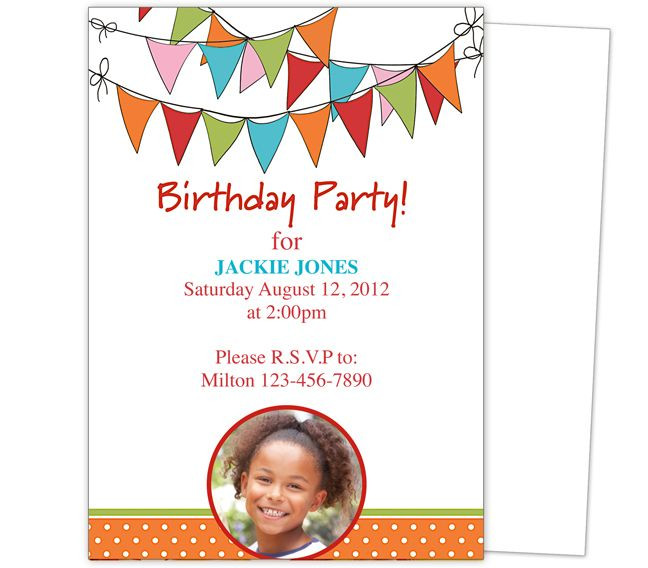 Best ideas about Toddlers Birthday Invitations . Save or Pin 23 best images about Kids Birthday Party Invitation Now.