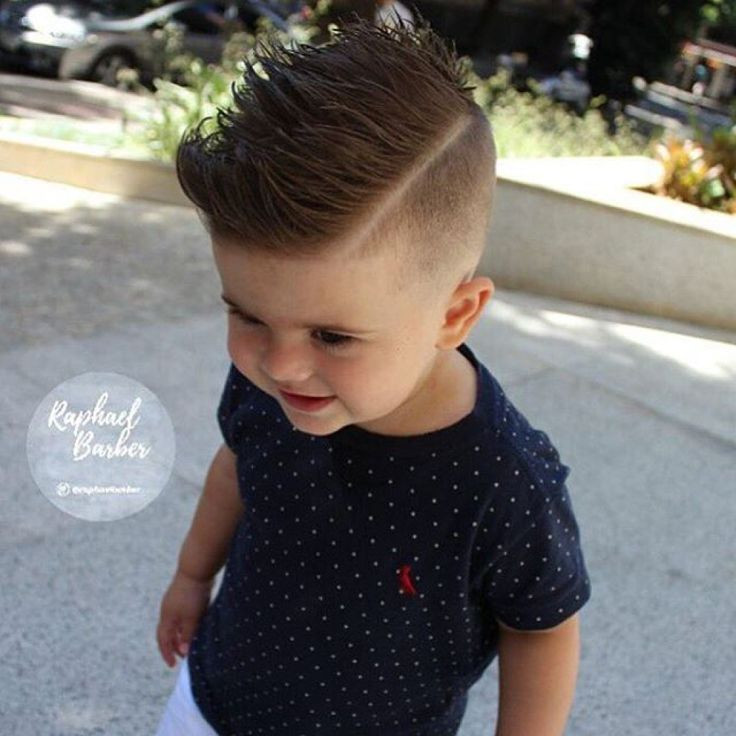 Best ideas about Toddlers Hairstyles Boys . Save or Pin 25 best ideas about Toddler boys haircuts on Pinterest Now.