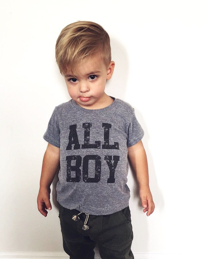 Best ideas about Toddlers Hairstyles Boys . Save or Pin Baby boy hair cut toddler haircut Now.