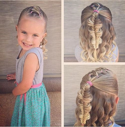 Best ideas about Toddlers Hairstyles For Girls . Save or Pin 20 Adorable Toddler Girl Hairstyles Now.