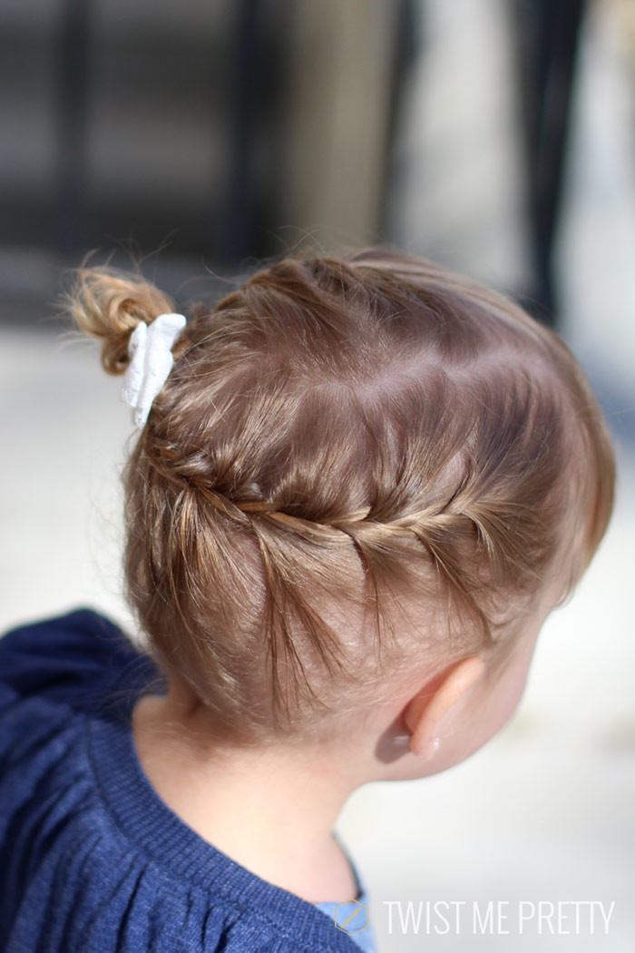 Best ideas about Toddlers Hairstyles For Girls . Save or Pin Styles for the wispy haired toddler Twist Me Pretty Now.