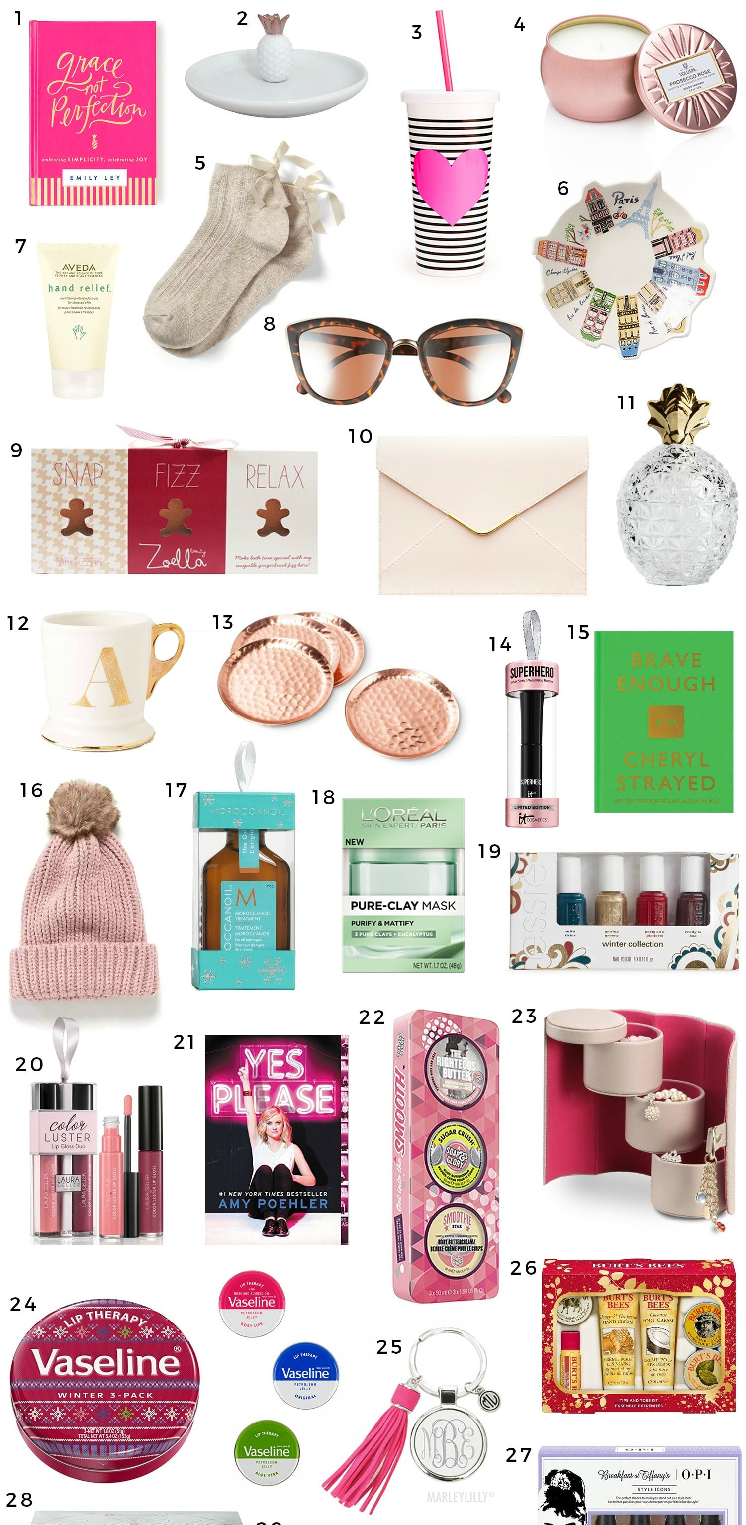 Best ideas about Top Gift Ideas . Save or Pin The Best Christmas Gift Ideas for Women Under $15 Now.