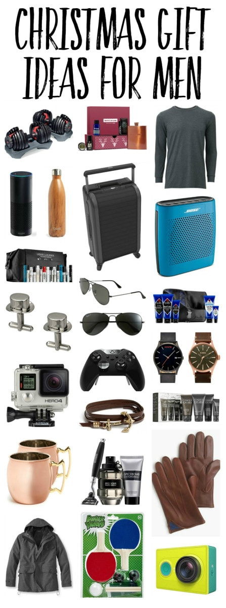 Best ideas about Top Gift Ideas For Men . Save or Pin Christmas Gift Ideas for Men Now.