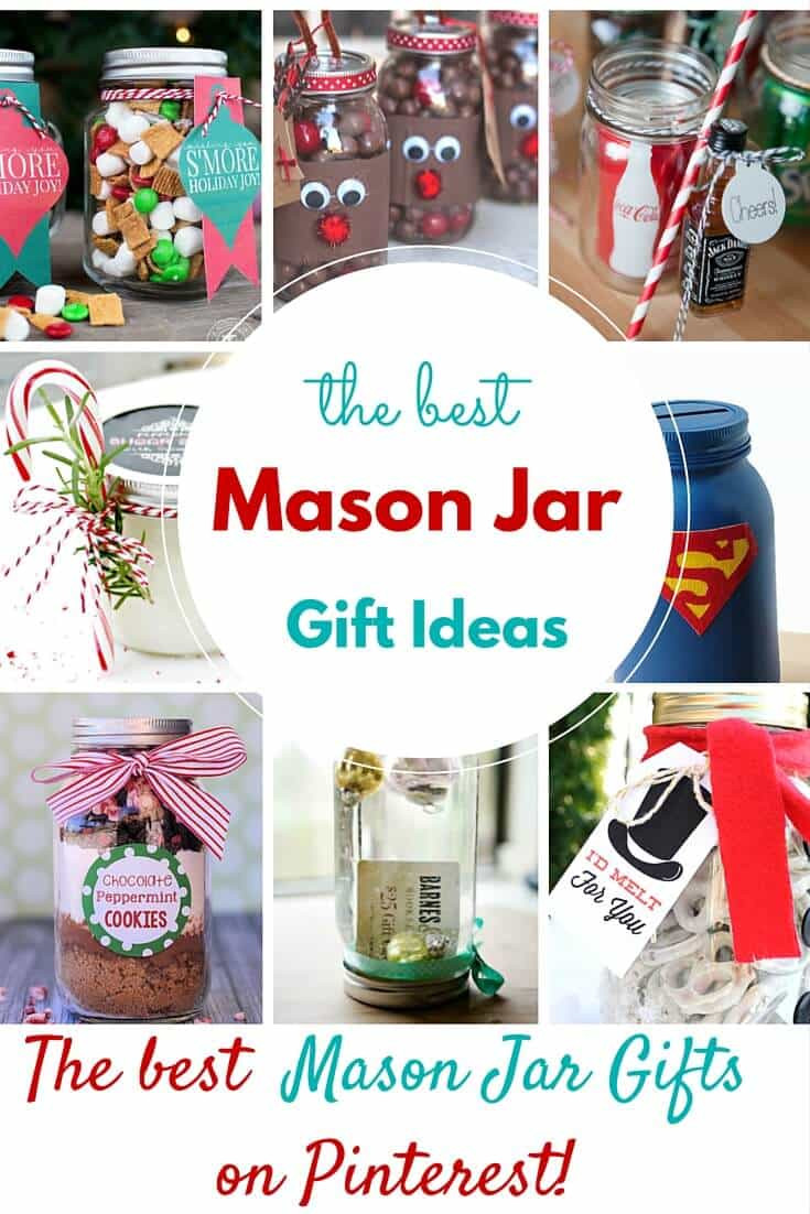 Best ideas about Top Gift Ideas . Save or Pin The Best Mason Jar Gift Ideas on Pinterest Princess Now.