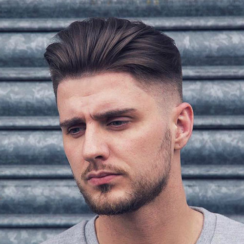 Best ideas about Top Male Haircuts . Save or Pin Best Hairstyles For Men With Round Faces Now.