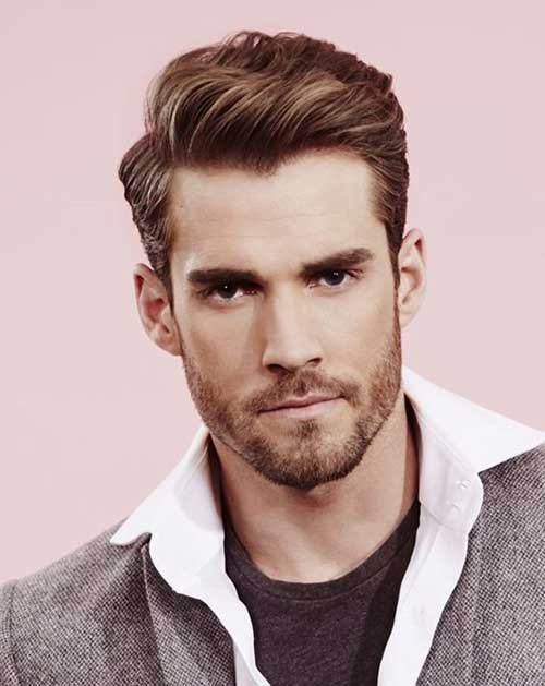 Best ideas about Top Male Haircuts . Save or Pin 40 Popular Male Short Hairstyles Now.