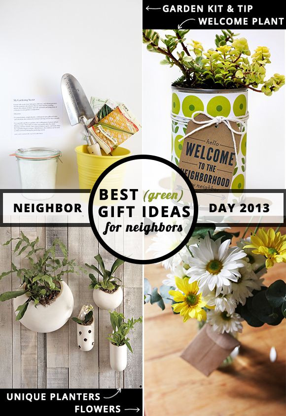 Best ideas about Top Ten Gift Ideas For Neighbors . Save or Pin Garden inspired ts for neighbors and friends Now.