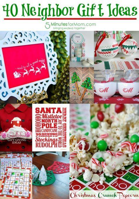 Best ideas about Top Ten Gift Ideas For Neighbors . Save or Pin 10 Best ideas about Neighbor Gifts on Pinterest Now.