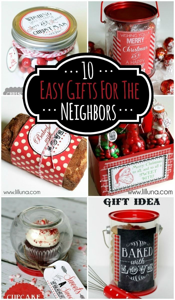 Best ideas about Top Ten Gift Ideas For Neighbors . Save or Pin 17 Best images about Gifts IDEAS for friends neighbors Now.