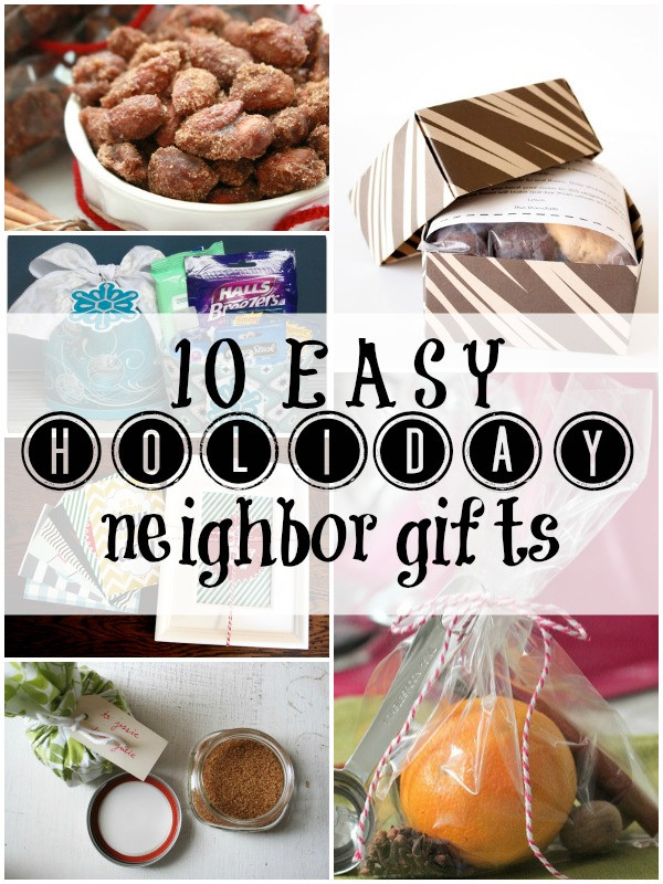 Best ideas about Top Ten Gift Ideas For Neighbors . Save or Pin Remodelaholic Now.