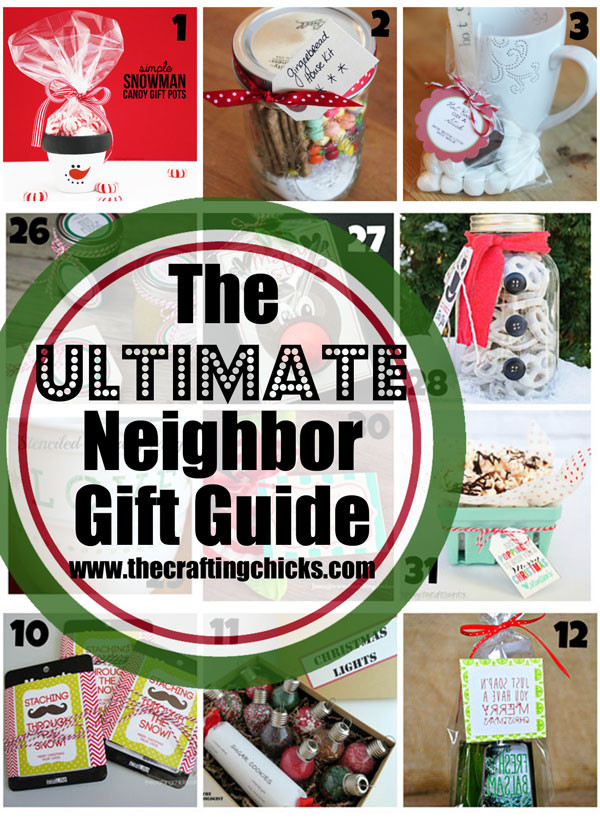 Best ideas about Top Ten Gift Ideas For Neighbors . Save or Pin The ULTIMATE Neighbor Gift Guide Over 50 great ideas for Now.