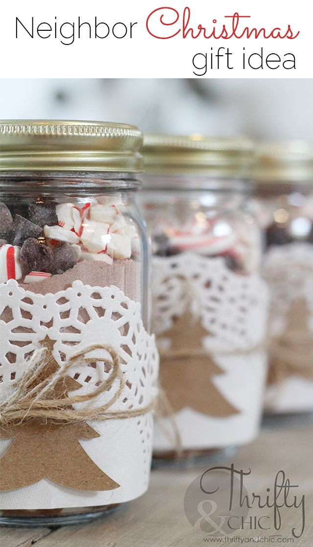 Best ideas about Top Ten Gift Ideas For Neighbors . Save or Pin 17 Best ideas about Neighbor Christmas Gifts on Pinterest Now.