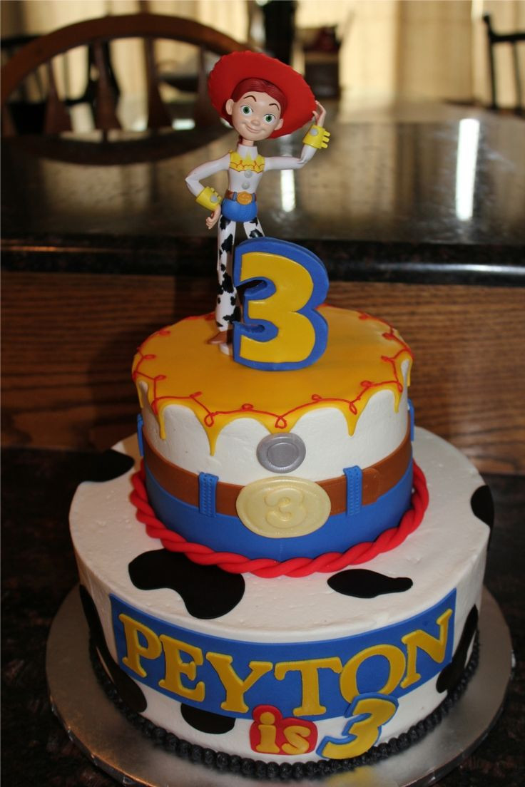 Best ideas about Toy Birthday Cake . Save or Pin sweets and life Baking Inspiration Disney Pixar Toy Now.