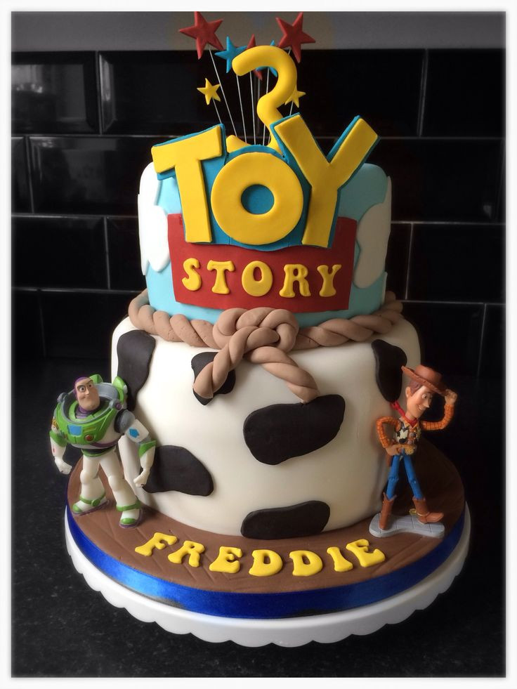 Best ideas about Toy Birthday Cake . Save or Pin Best 25 Toy story cakes ideas on Pinterest Now.