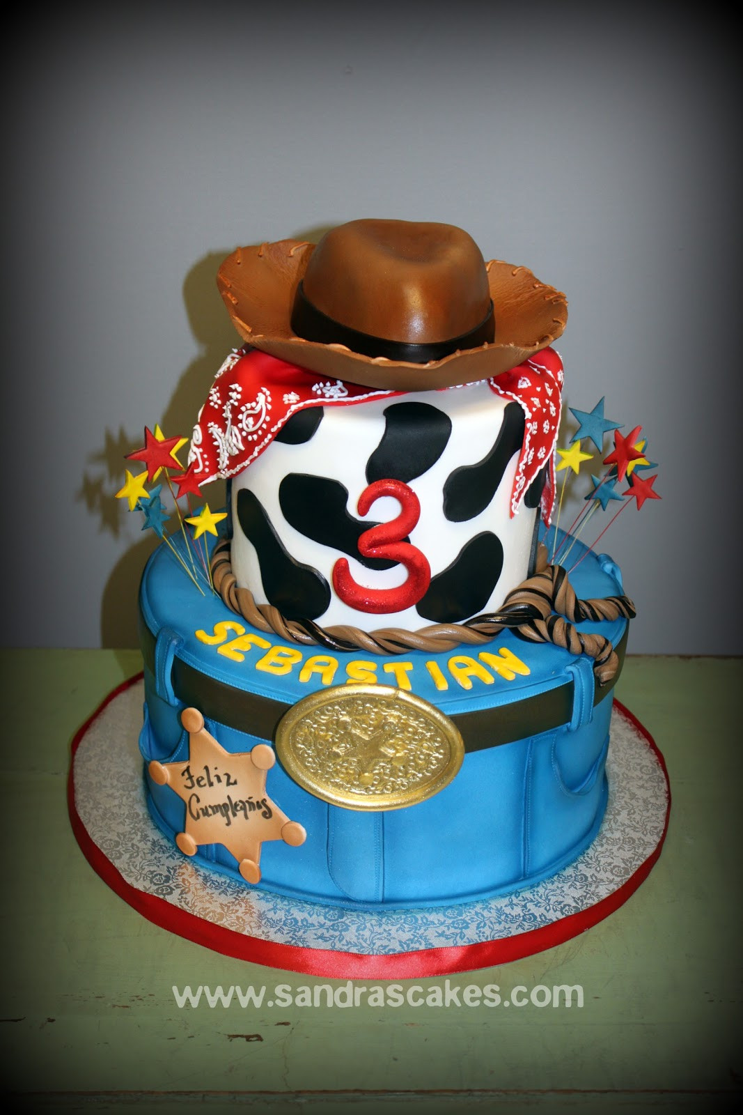 Best ideas about Toy Birthday Cake . Save or Pin Toy Story Birthday Cake Now.