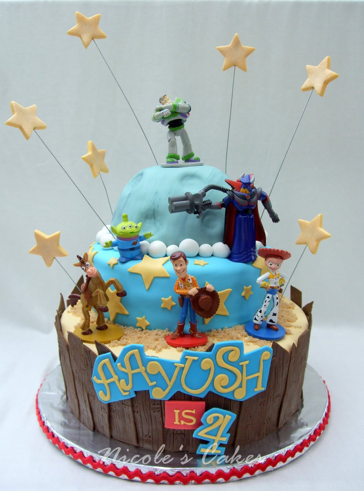 Best ideas about Toy Birthday Cake . Save or Pin Confections Cakes & Creations To Infinity And Now.