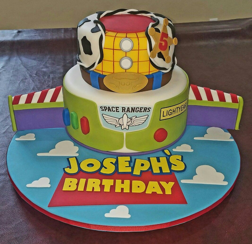 Best ideas about Toy Birthday Cake . Save or Pin Toy Story Birthday Cake Baking Fun Now.