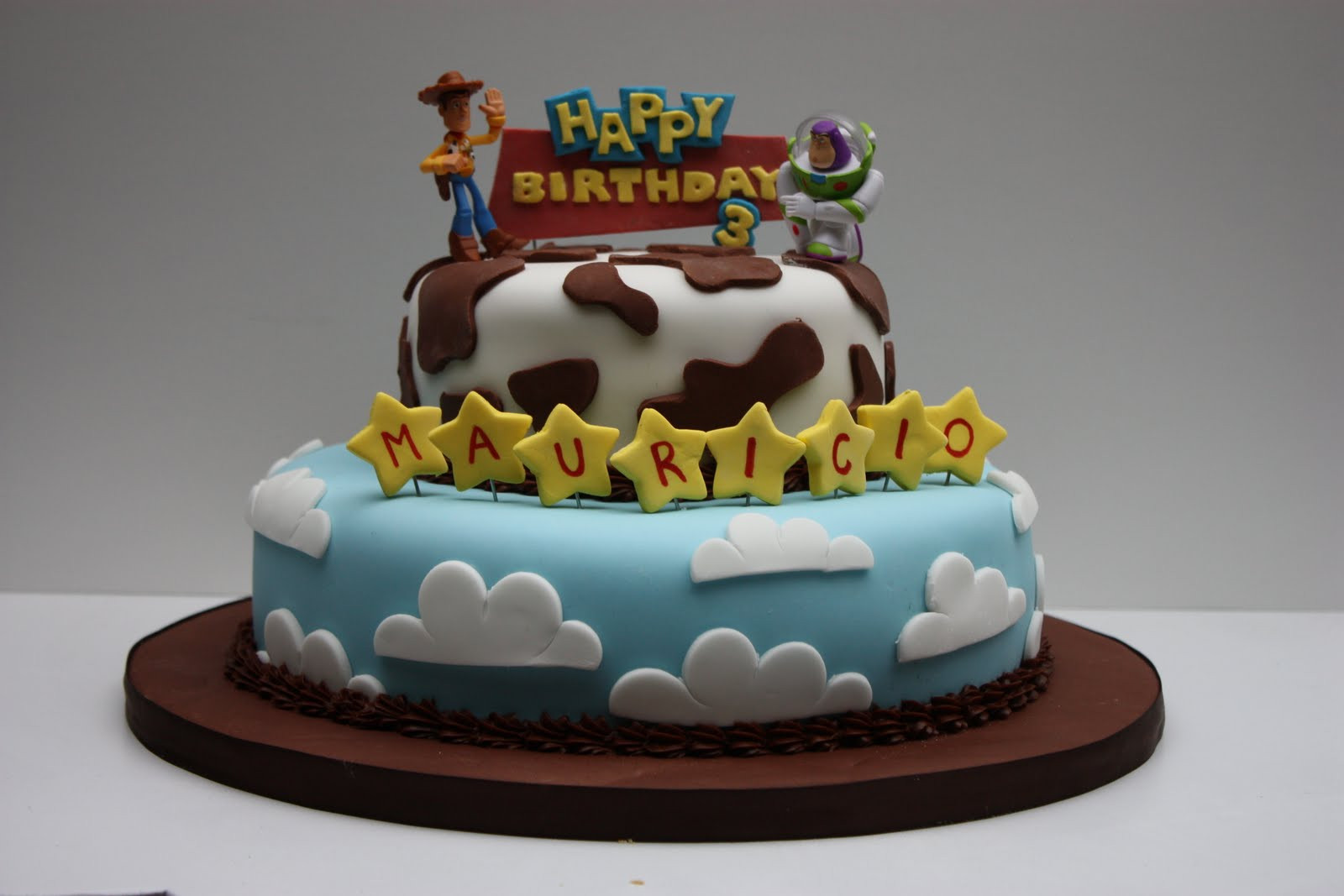 Best ideas about Toy Birthday Cake . Save or Pin Whimsical by Design Toy Story Birthday Cake Now.