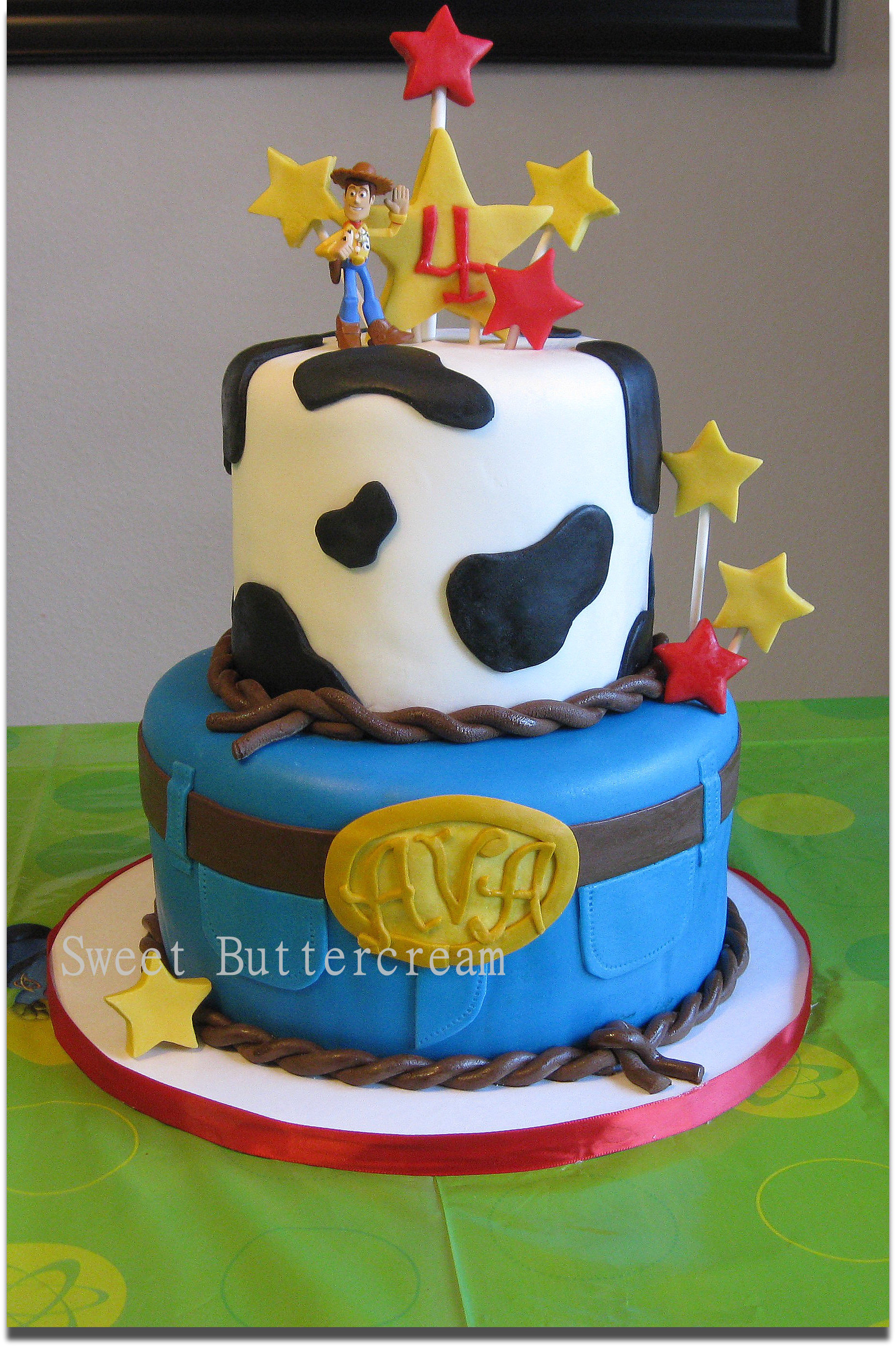 Best ideas about Toy Birthday Cake . Save or Pin Birthday Cakes Now.